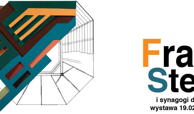 Frank Stella Exhibition Opens in Warsaw