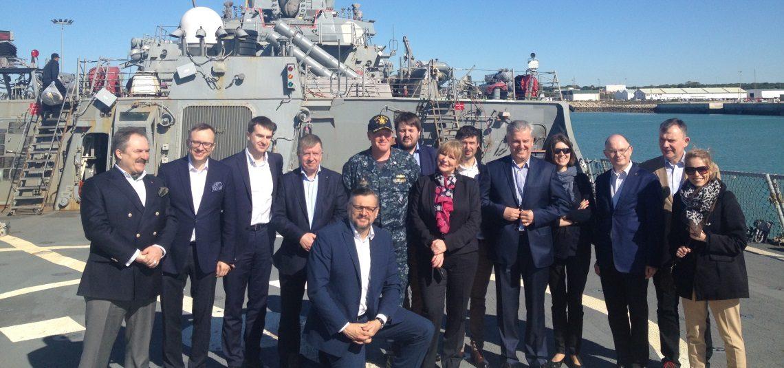 """Polscy Parlamentarzyści na Programie """"NATO Tour for Policy Makers"""""""