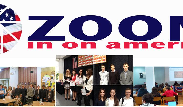 Konkursy na podstawie Zoom in on America