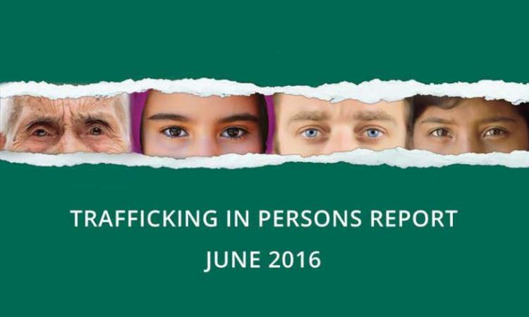 Raport nt. handlu ludźmi