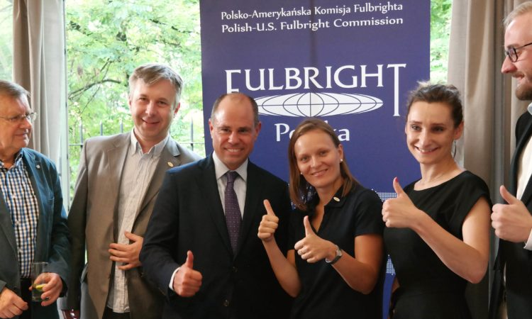 meeting for Polish alumni of the Fulbright Program