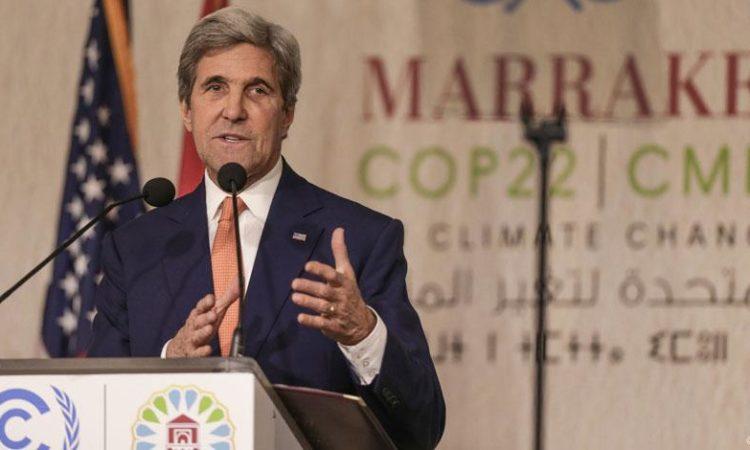 Sekretarz Stanu John Kerry