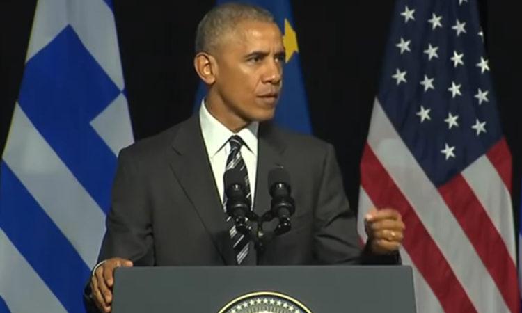 Prezydent Barack Obama