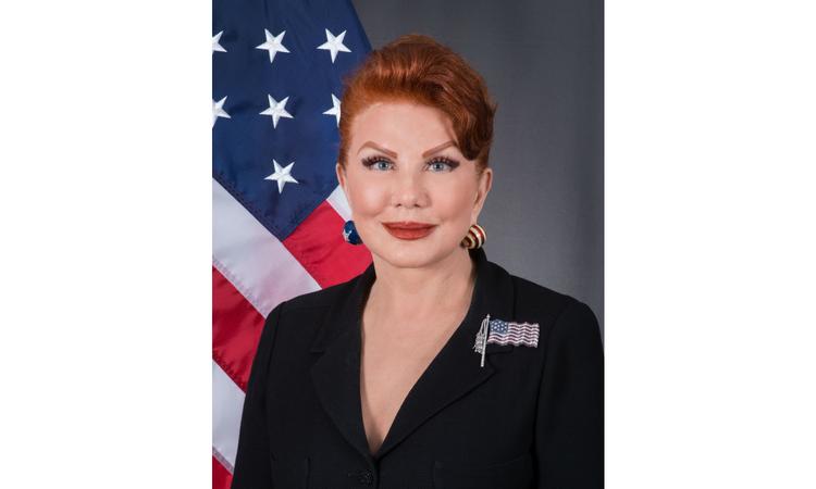 Photo of Ambassador Georgette Mosbacher