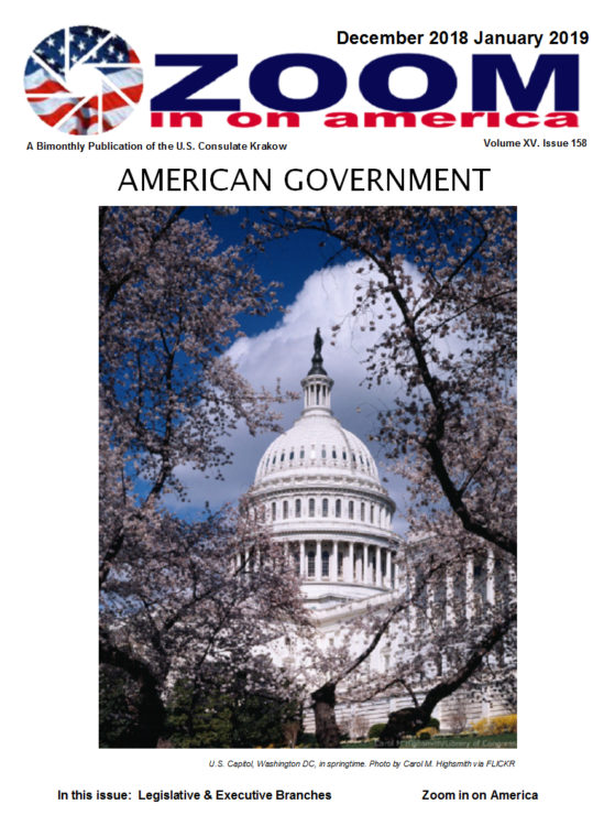 December 2019 - January 2019 issue of Zoom in on America