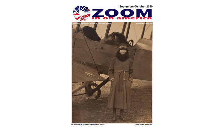 Zoom in on America - wydanie wrzesień-październik 2020