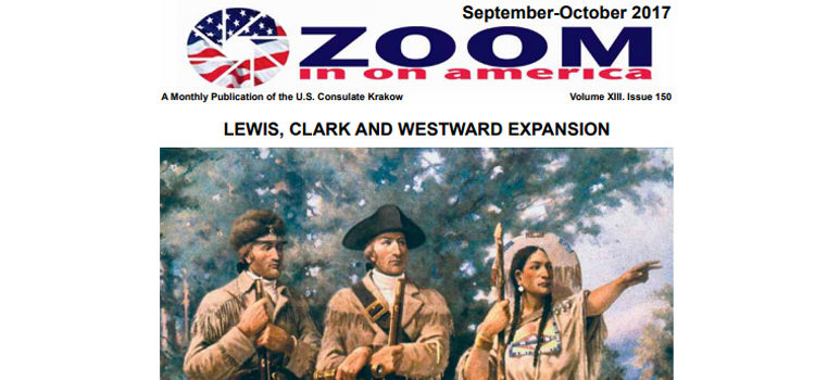 September-October 2017 issue of Zoom in on America