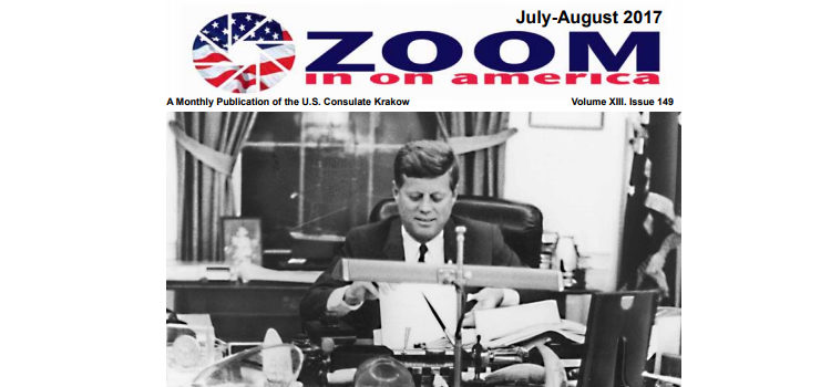 July-August 2017 issue of Zoom in on America