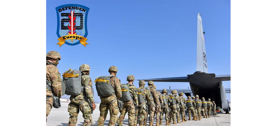 Sbarcati 20mila soldati Usa in Europa. Che cosa ci nasconde Washington? -VIDEO-