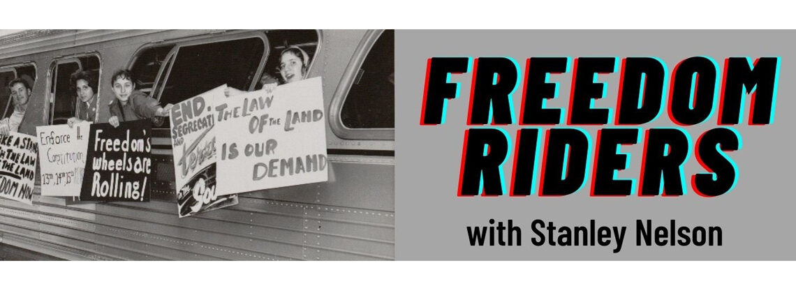 Freedom Riders with Filmmaker Stanley Nelson