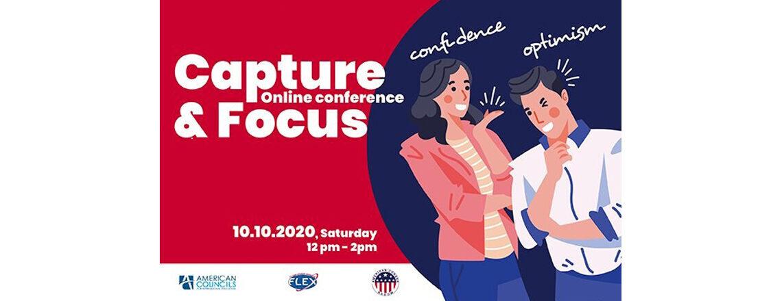 Ambasada bierze udział w konferencji Capture and Focus