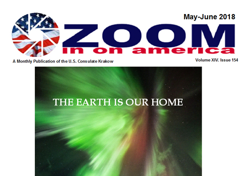 May-June 2018 issue of Zoom in on America