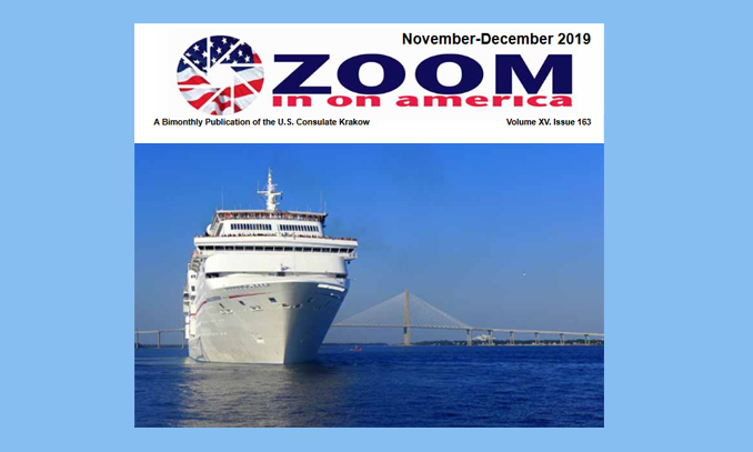 November-December 2019 issue of Zoom in on America