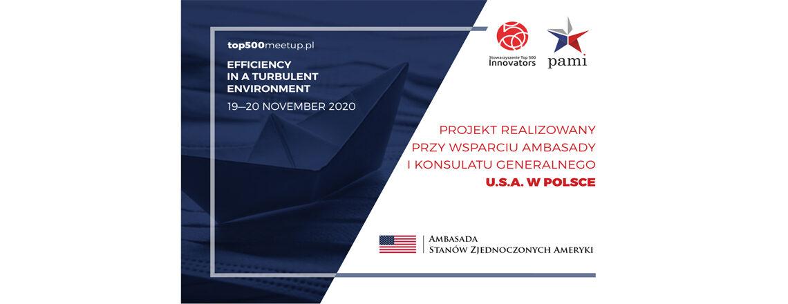 U.S. Diplomatic Mission Supports Polish-American Innovation Bridge Conference