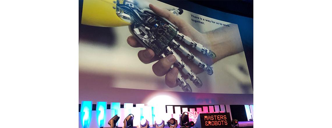 Ambasada wspiera międzynarodową konferencję Masters and Robots