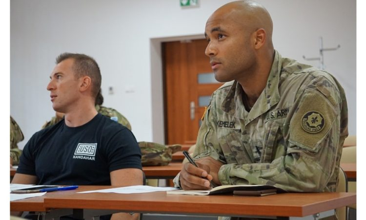 Porucznik Matthew Kemelek (fot: porucznik Robert Bannon)