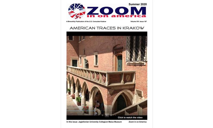Zoom in on America - wydanie lato 2020