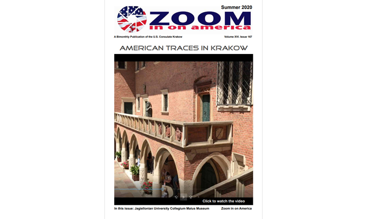 Summer 2020 issue of Zoom in on America