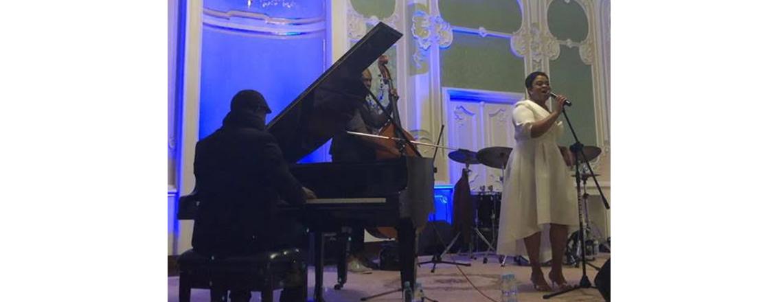 Lauren Talese wraz zespołem Novel Idea zachwycają polską publiczność jazzem i soulem