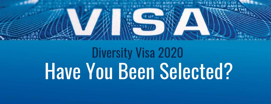 Check your Diversity Visa Status!
