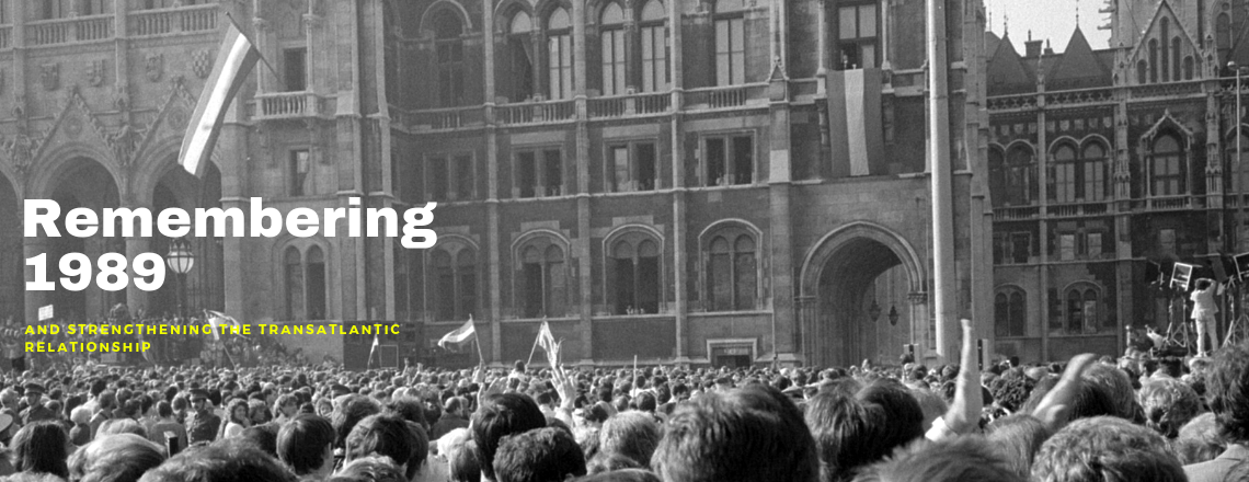 Remembering 1989: A Call for Applications