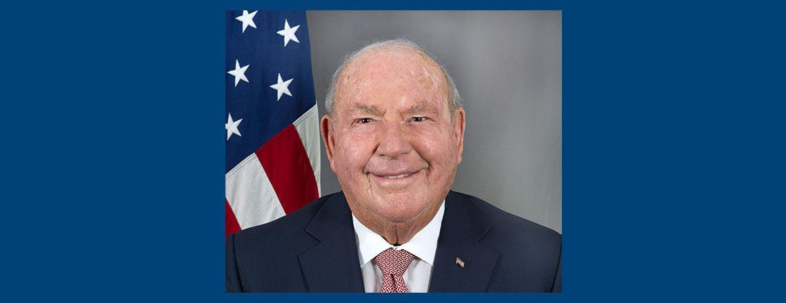 A Message from Ambassador Cornstein