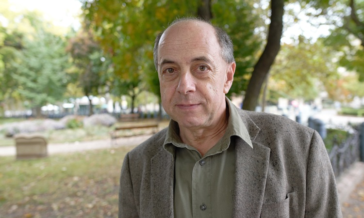 portrait of András Nagy