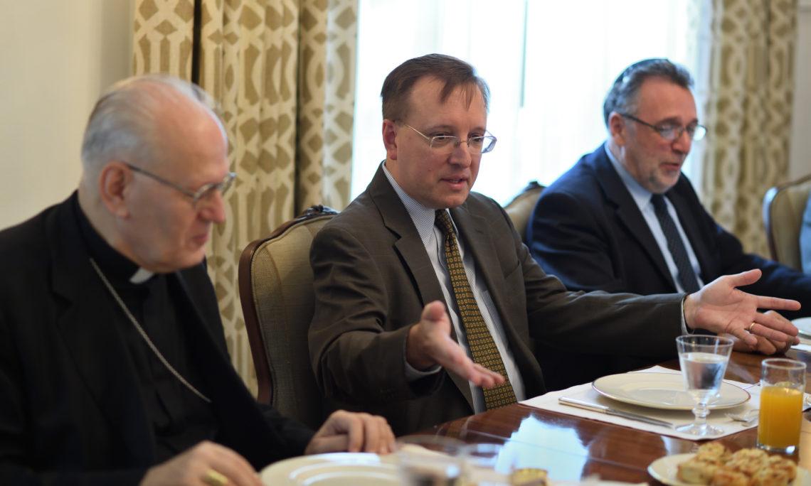 Interfaith Prayer Breakfast | U S  Embassy in Hungary
