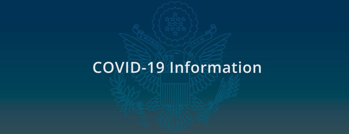 Belépési információ Magyarországra és az Egyesült Államokba