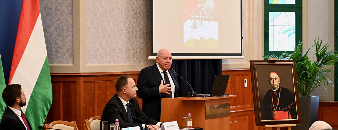 Mindszenty Memorial Conference and Book Launch