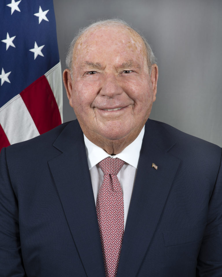 Photo of Ambassador David B. Cornstein