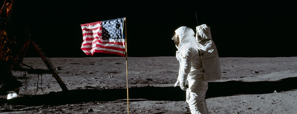 Celebrating the 50th anniversary of the Apollo 11 lunar landing