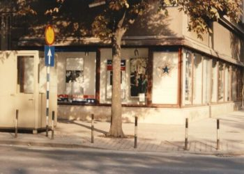 U S Consulate General In Hebrangova Street Around 1980 U S Embassy In Croatia