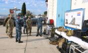 Primopredaja donirane opreme OS SAD-a Hrvatskoj ratnoj mornarici
