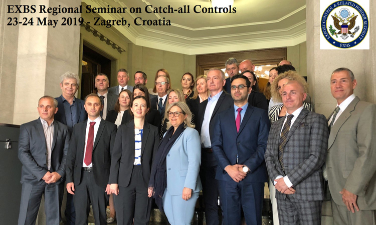 "Deputy Chief of Mission at Opening of Regional ""Catch-All"" Controls Workshop (State Dept.)"