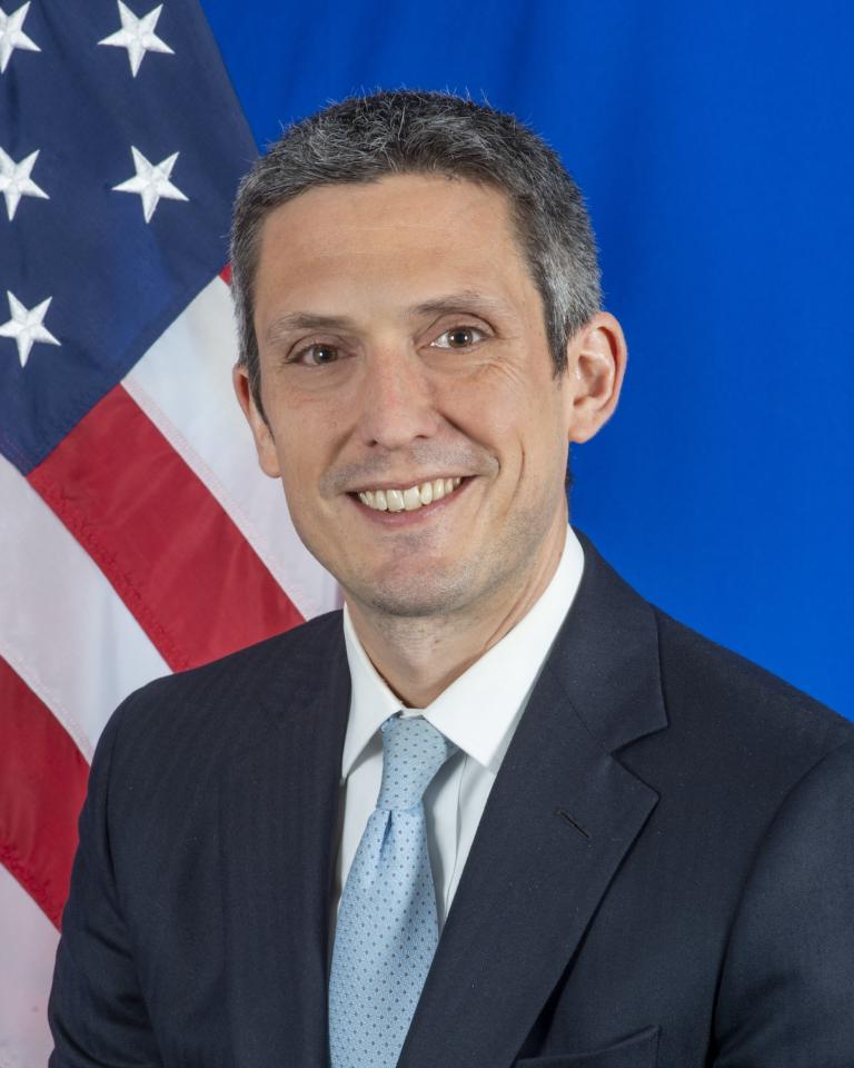 Photo of Chargé d'Affaires, a.i. Mark Fleming