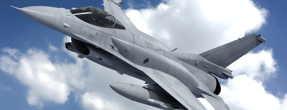 The F-16 – The World's Most Successful Combat-Proven Multirole Aircraft