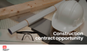 Contract Opportunity Announcement Visual
