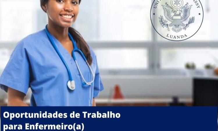 Oportunidades de Trabiho para Enfermeiro(a)
