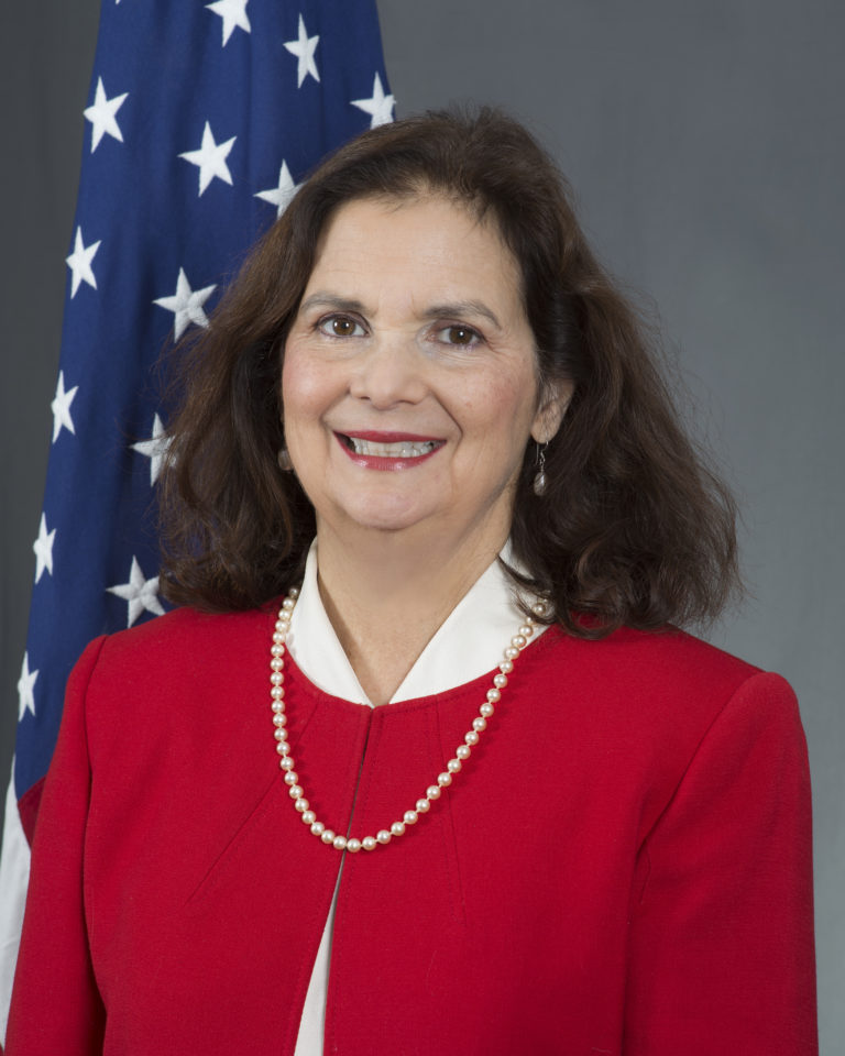 Photo of Ambassador Nina Maria Fite