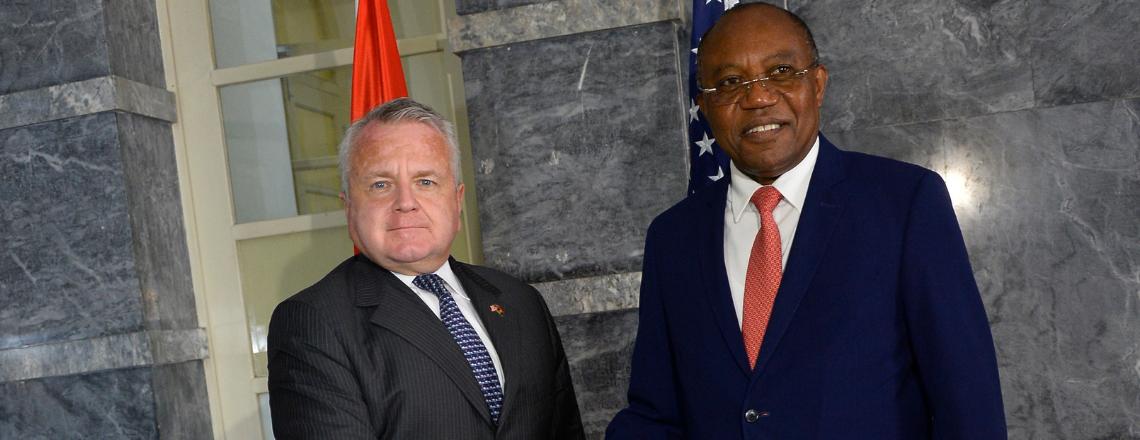 Joint Statement Following the U.S.-Angola Strategic Dialogue