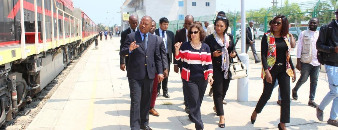 U.S. Ambassador Visits Benguela