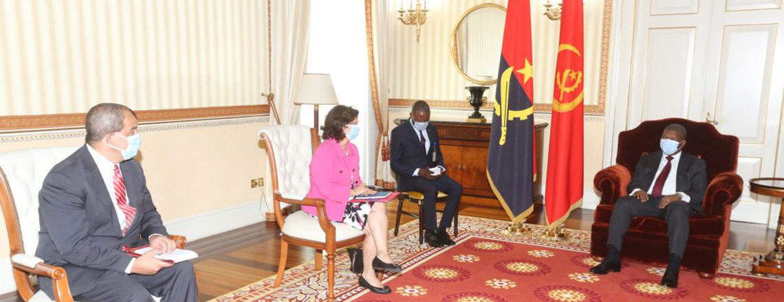 U.S. Government Contributes toward Coronavirus COVID-19 Response in Angola