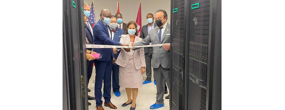 Inauguração do Centro de Dados Africell emAngola
