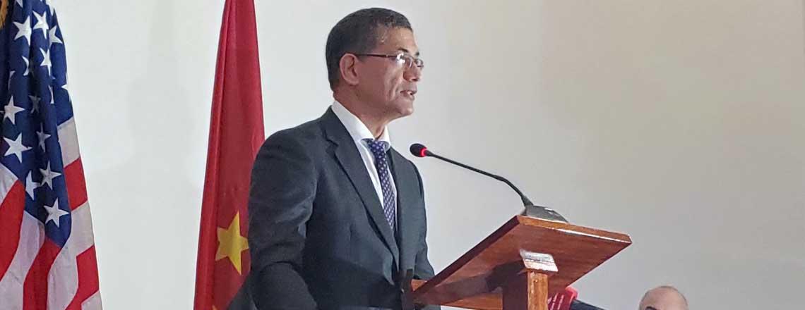 Estados Unidos da América e Angola Reforçam Cooperação em Energias Renováveis