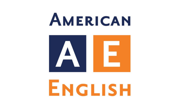 American English Banner