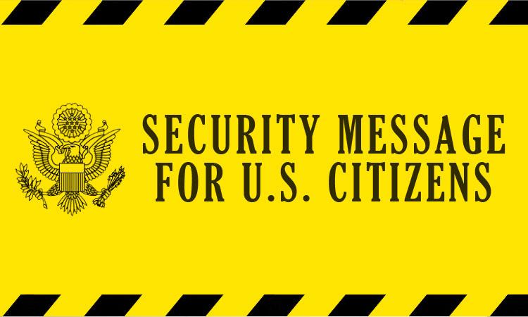 Security Message Default Image