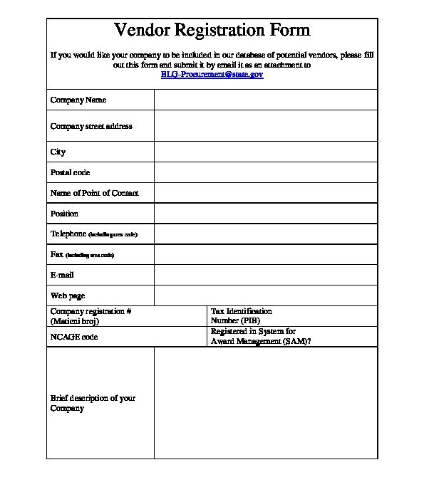 Vendor-Registration-Form-03-09-2018-pdf-pdfthumbnailimage-595x684 Vendor Application Form Example Trqxi on