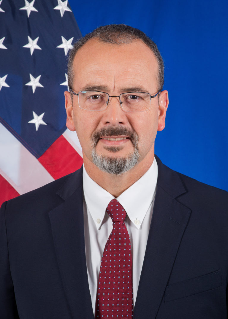 Photo of Ambassador Anthony F. Godfrey