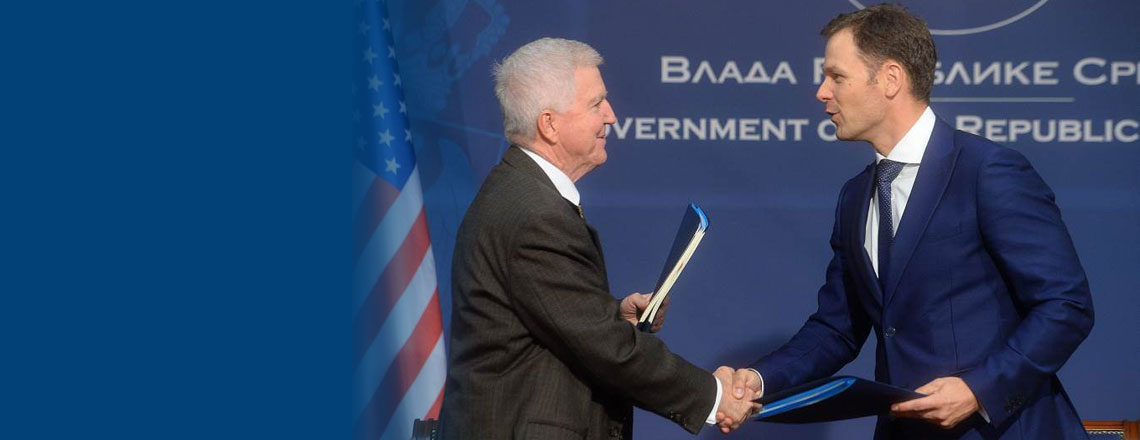 U.S. and Serbia Cooperate on Adjusting Tax Regulations